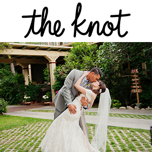 KATY & ADAM Wed in May 2015 at Bissell House in South Pasadena, California. Their wedding was featured in The Knot.