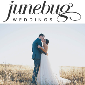 JULIE & TOM Wed in August 2014 at Upper Las Virgenes Canyon Open Space Preserve in West Hills, California. Their wedding was featured in Junebug Weddings.