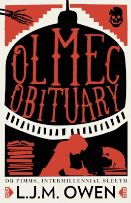 Book one, olmec obituary, new format out august 2016