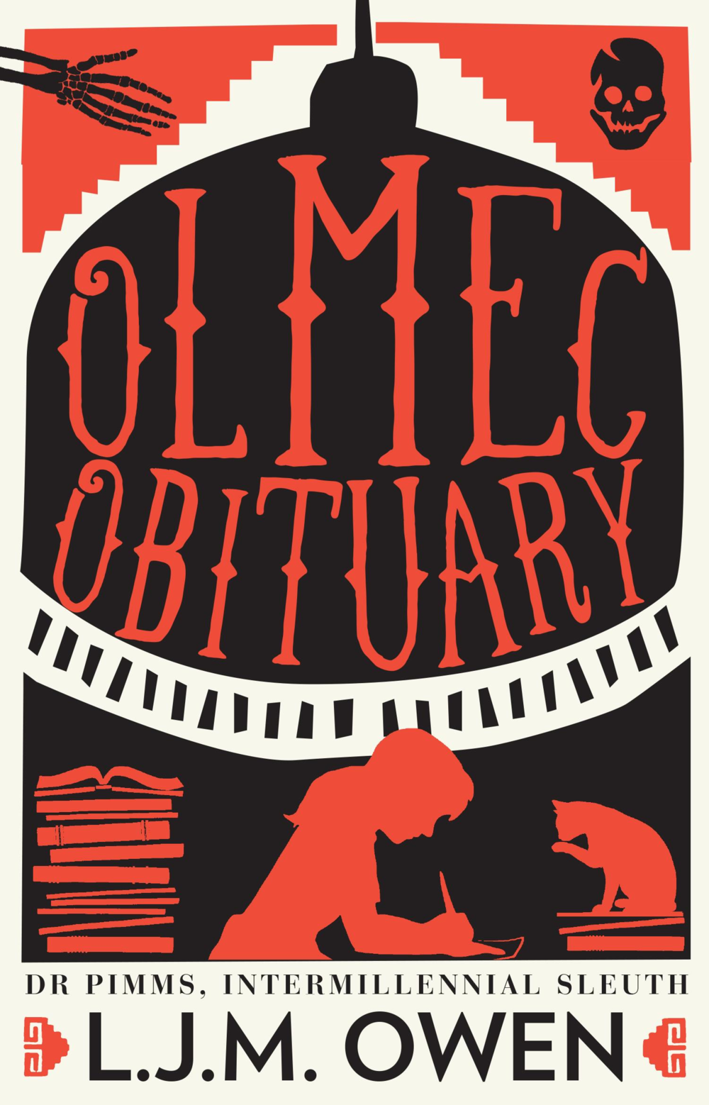 Olmec Obituary (Dr Pimms, Intermillennial Sleuth: Book One   Download (.jpg)