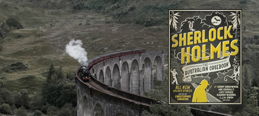 Sherlock Holmes Anthology—Read An Extract