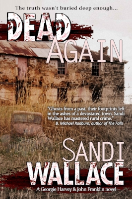 RURAL CRIME FILE #2, DEAD AGAIN, IS AVAILABLE FROM BOOKTOPIA