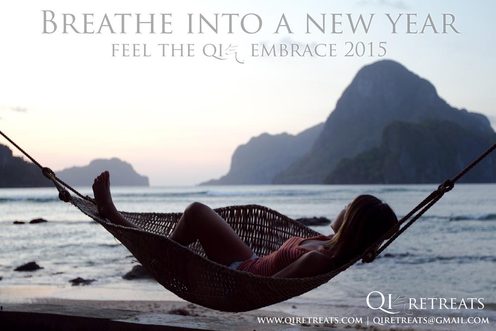 Qi Retreats Happy New Year 2015