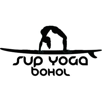 sup yoga bohol logo