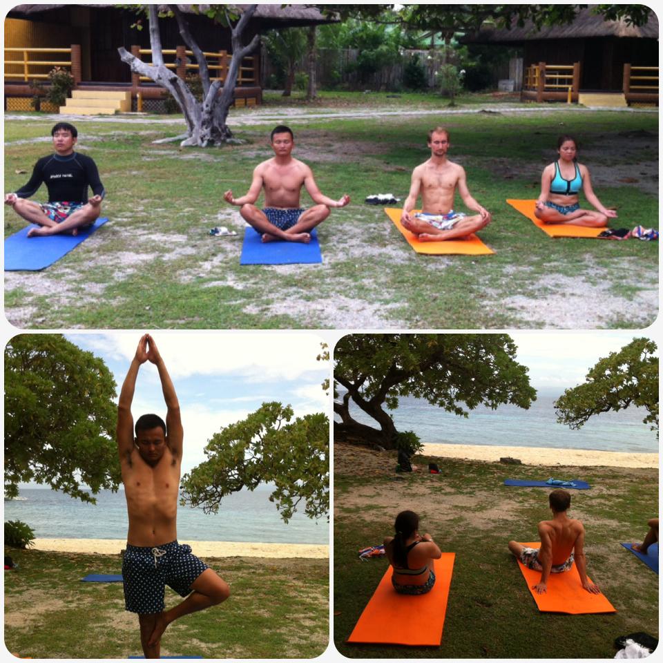qi retreats bohol yoga