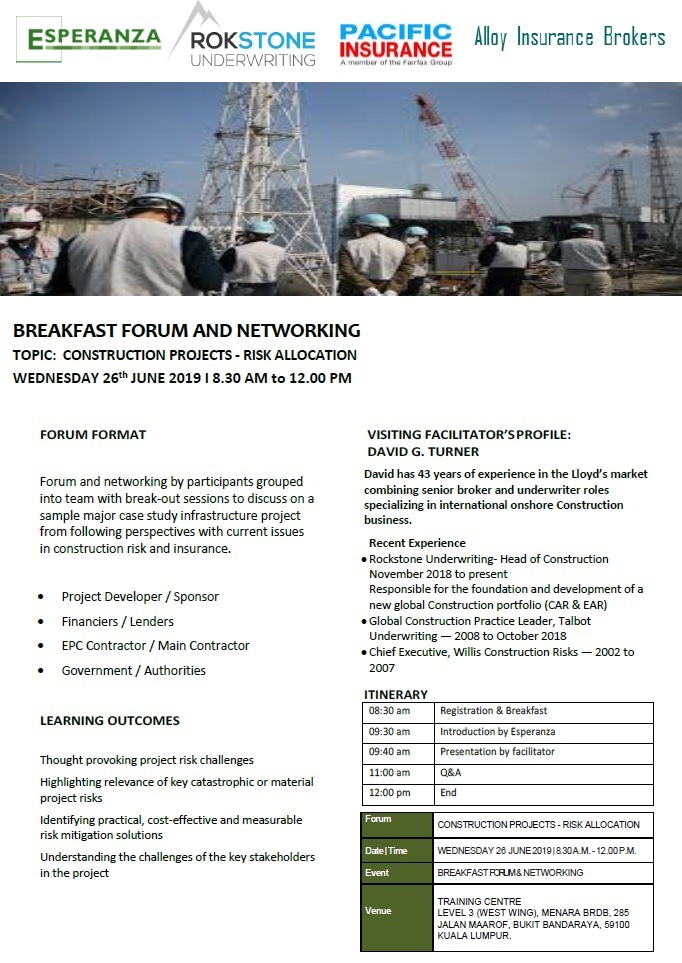 News & Events — Esperanza Management Advisors Sdn  Bhd