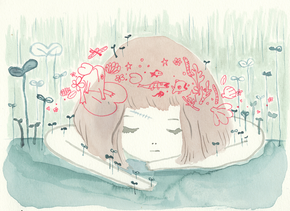 daydream pond