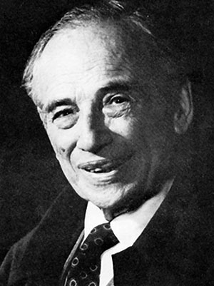 Benjamin Graham nearer when he wrote the Fourth Edition of the book than in the usual portraits.
