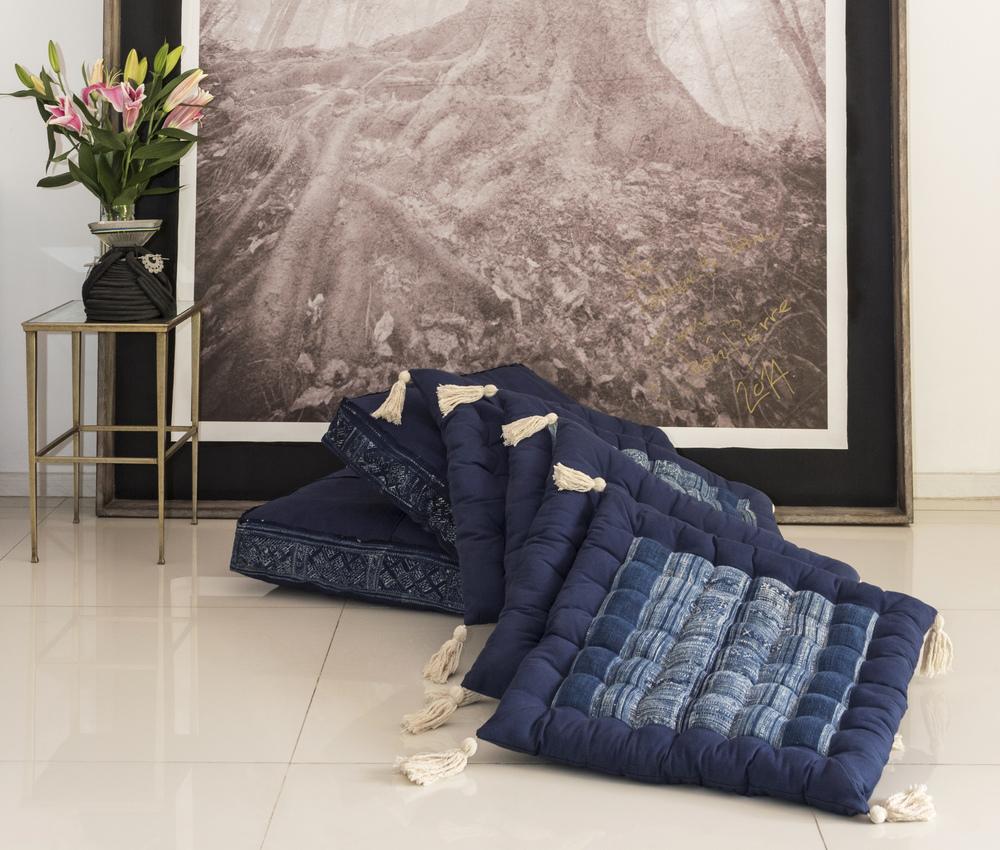Lily Koi Vintage Indigo Floor Pillow 4.jpg