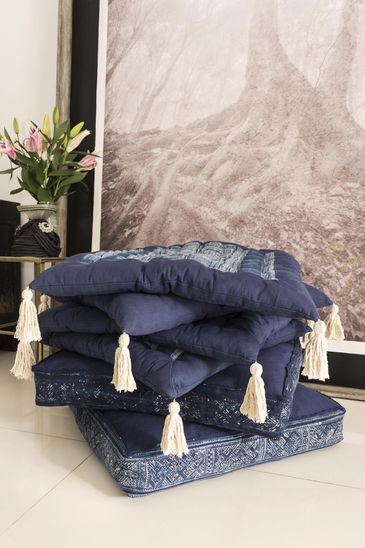 Lily Koi Vintage Indigo Floor Pillow 6.jpg