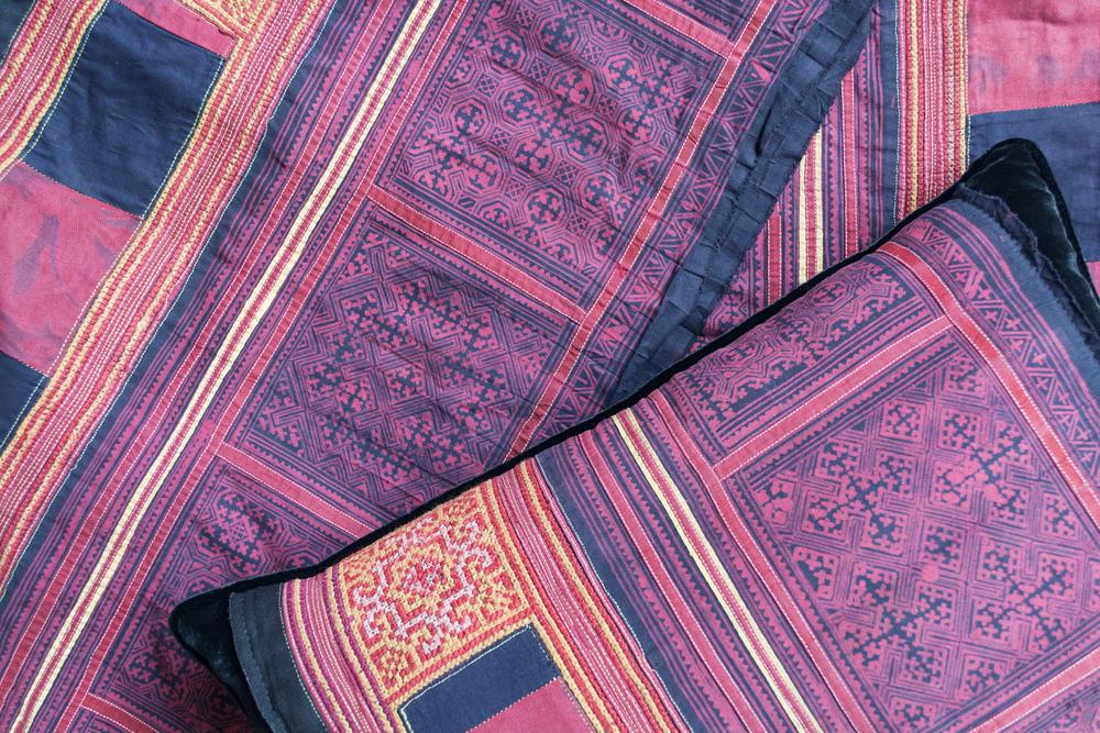 Lily Koi Vintage Embrodered indigo 4.jpg