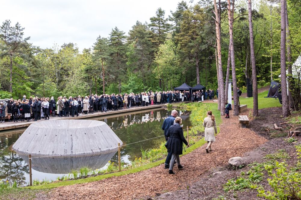 Vannspeilet - Ekebergparken