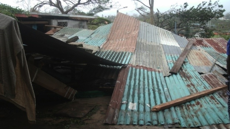 Typhoon 'Pam' - Vanuatu   Typhoon Pam hit Port Vila the capital of Vanuatu on Friday 13th March 2015, causing immense damage to buildings and vegetation. Many…