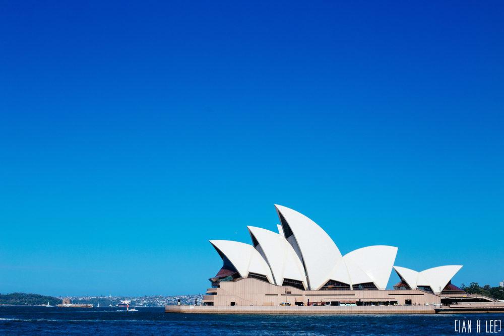 [Ian H Lee] Photography || Travel - Sydney :: By Opera House Side.jpg