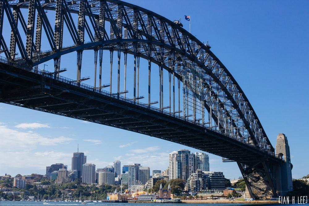 [Ian H Lee] Photography || Travel - Sydney :: Harbor Bridge.jpg