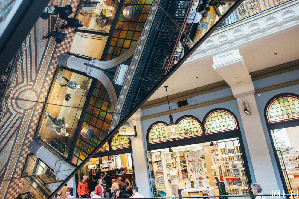 [Ian H Lee] Photography || Travel - Sydney :: QVB Reflections.jpg