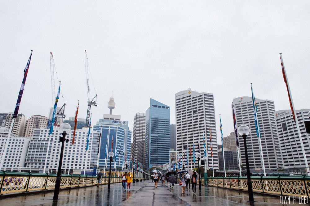 [Ian H Lee] Photography || Travel - Sydney :: Rainy Sydney.jpg