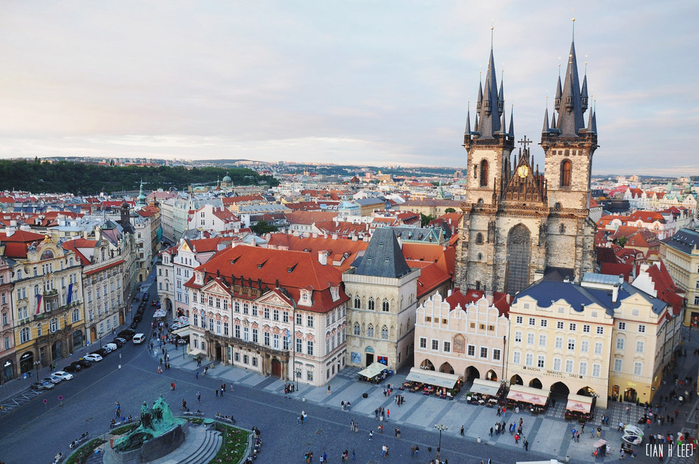 [Ian H Lee] Photography || Travel - Prague :: City Of Prague.jpg