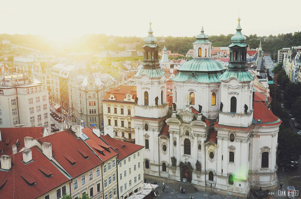 [Ian H Lee] Photography || Travel - Prague :: The Glow.jpg