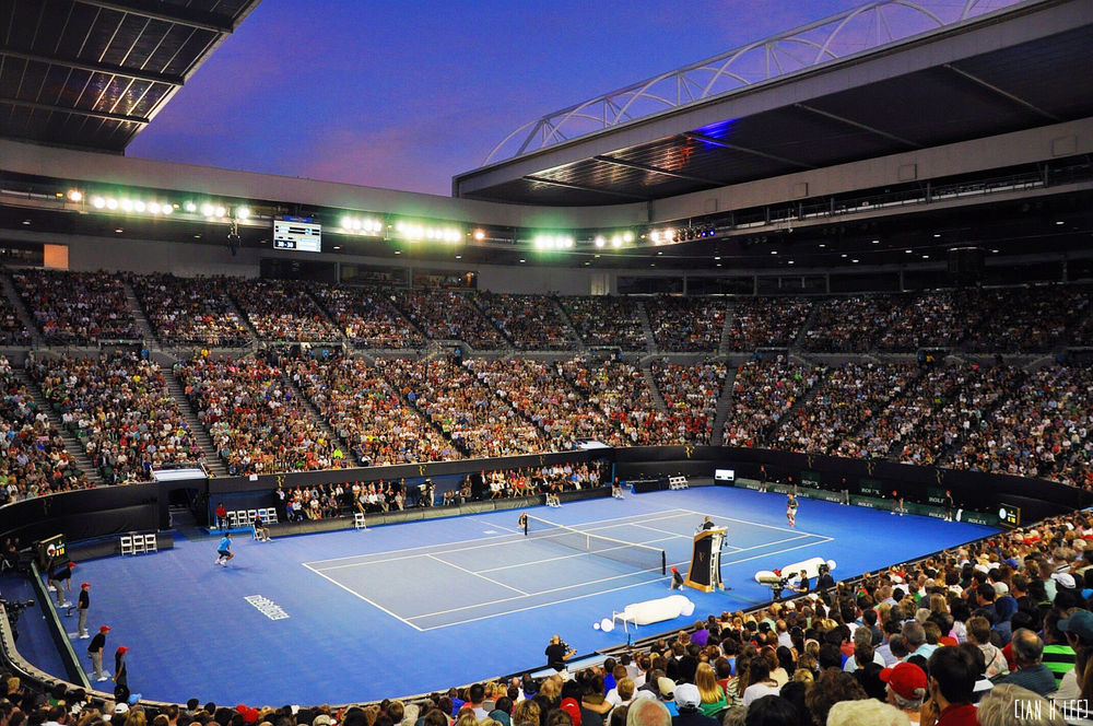 [Ian H Lee] Photography || Travel - Melbourne :: Aus Open Rod Laver.jpg