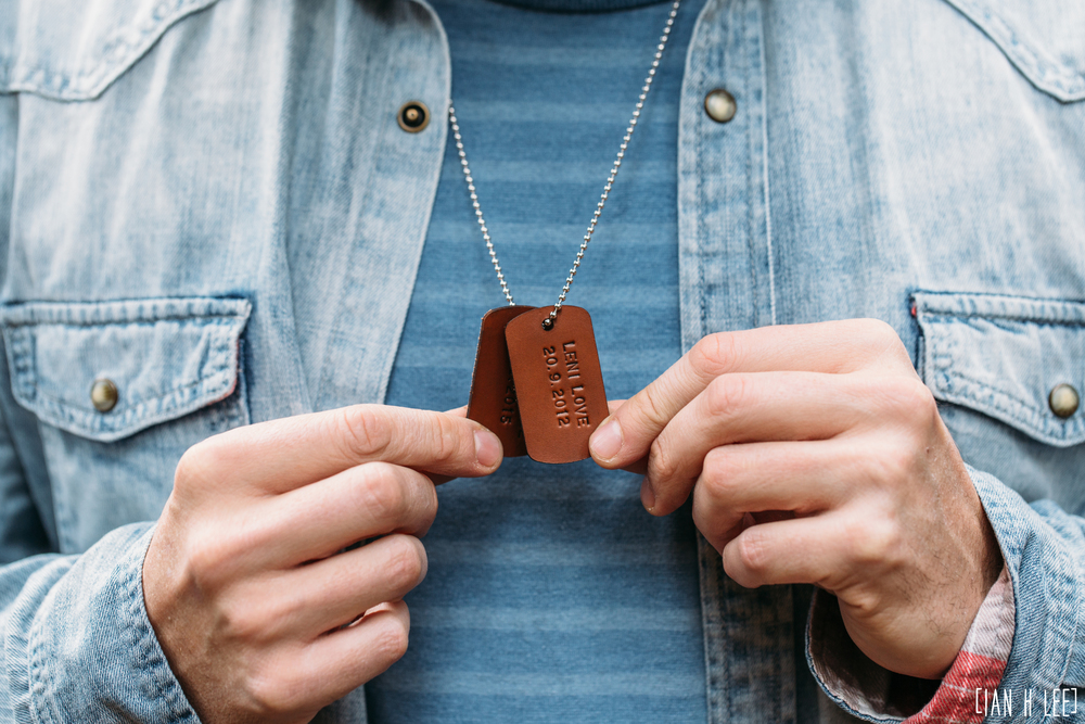 [Ian H Lee] Photography || Commercial - Melbourne :: Kind Sir Dog Tags.jpg