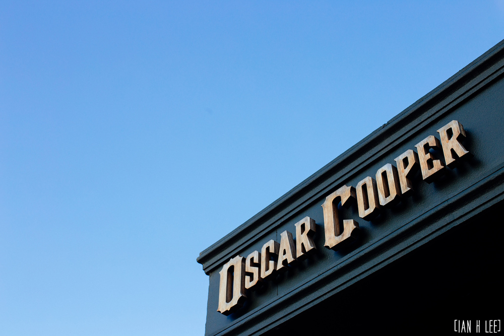 [Ian H Lee] Photography || Lifestyle - Melbourne :: Oscar Cooper Sign Sky.jpg