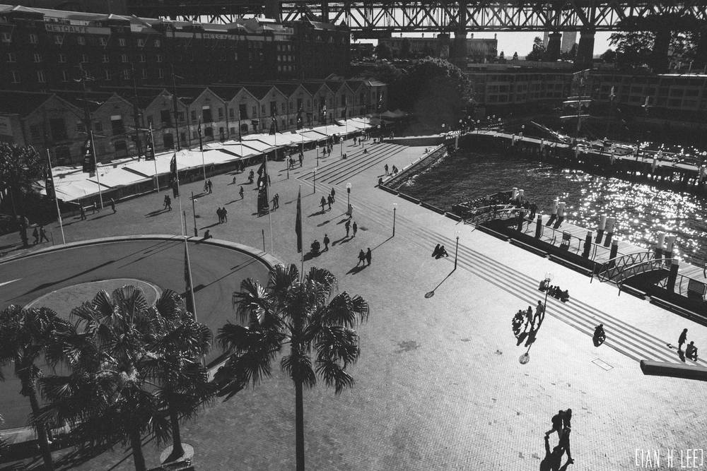 [Ian H Lee] Photography || Travel - Sydney :: Circular Quay Walk.jpg