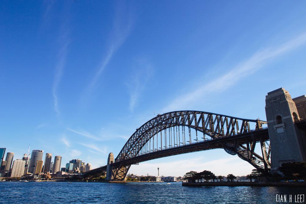 [Ian H Lee] Photography || Travel - Sydney :: Harbour Bridge.jpg