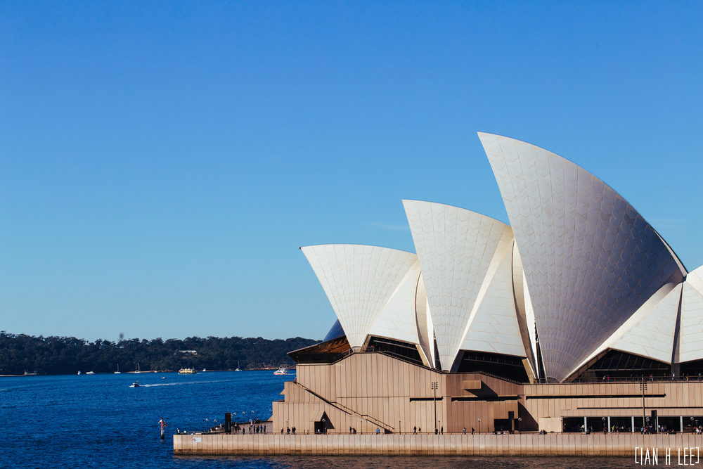 [Ian H Lee] Photography || Travel - Sydney :: Opera House Side.jpg