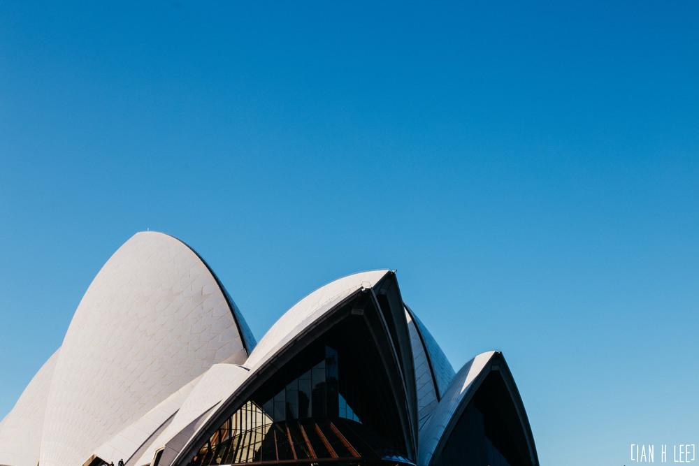 [Ian H Lee] Photography || Travel - Sydney :: Opera House Top 2.jpg