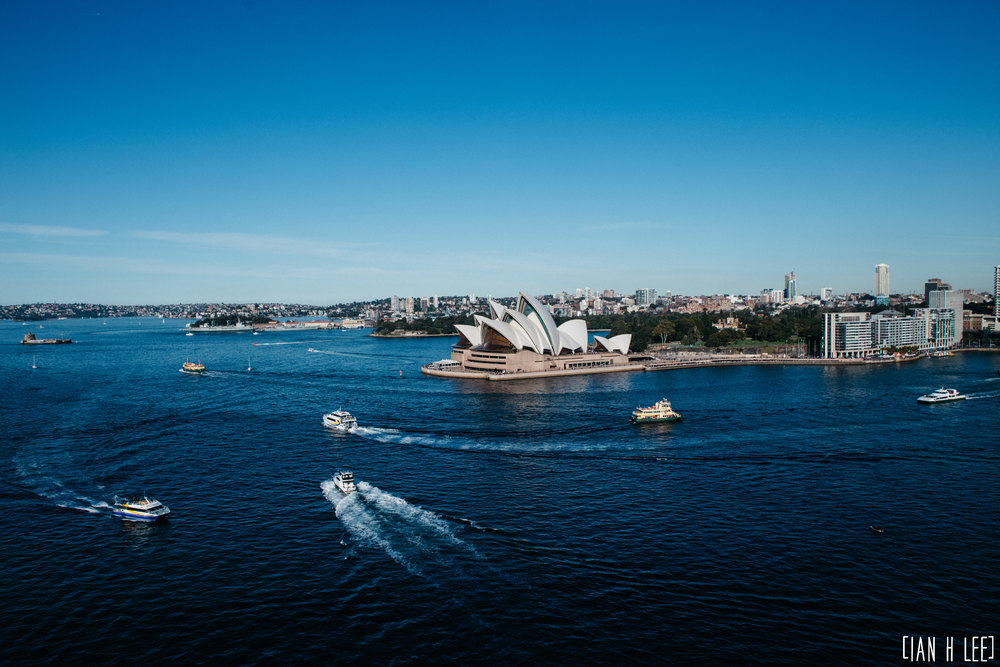 [Ian H Lee] Photography || Travel - Sydney :: Opera House Wide.jpg