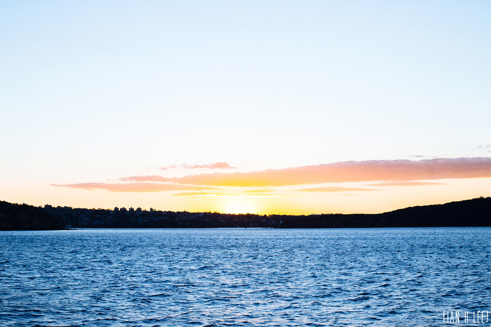[Ian H Lee] Photography || Travel - Sydney :: Sunset Wide.jpg