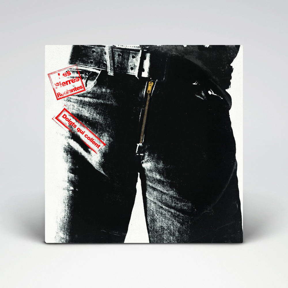 The Rolling Stones - Sticky Fingers (1977)