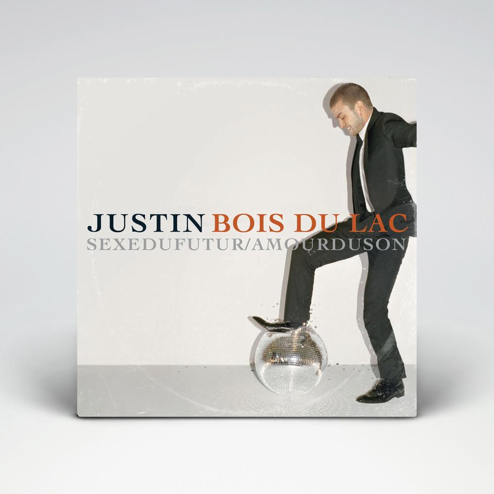 Justin Timberlake - FutureSex / LoveSound (2006)