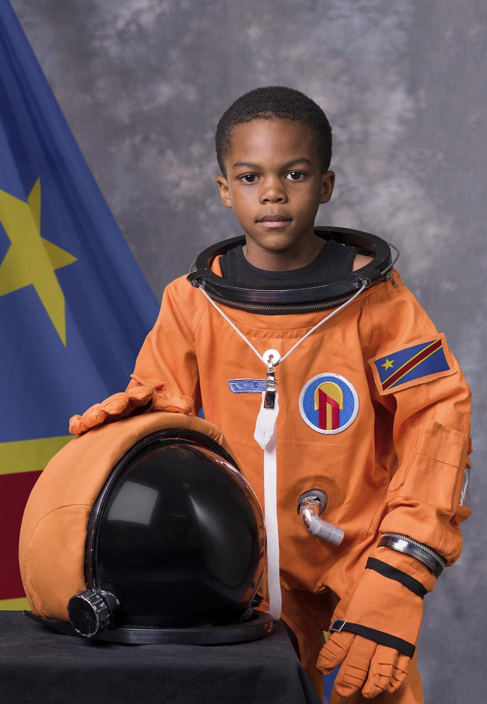Evan , Congo.