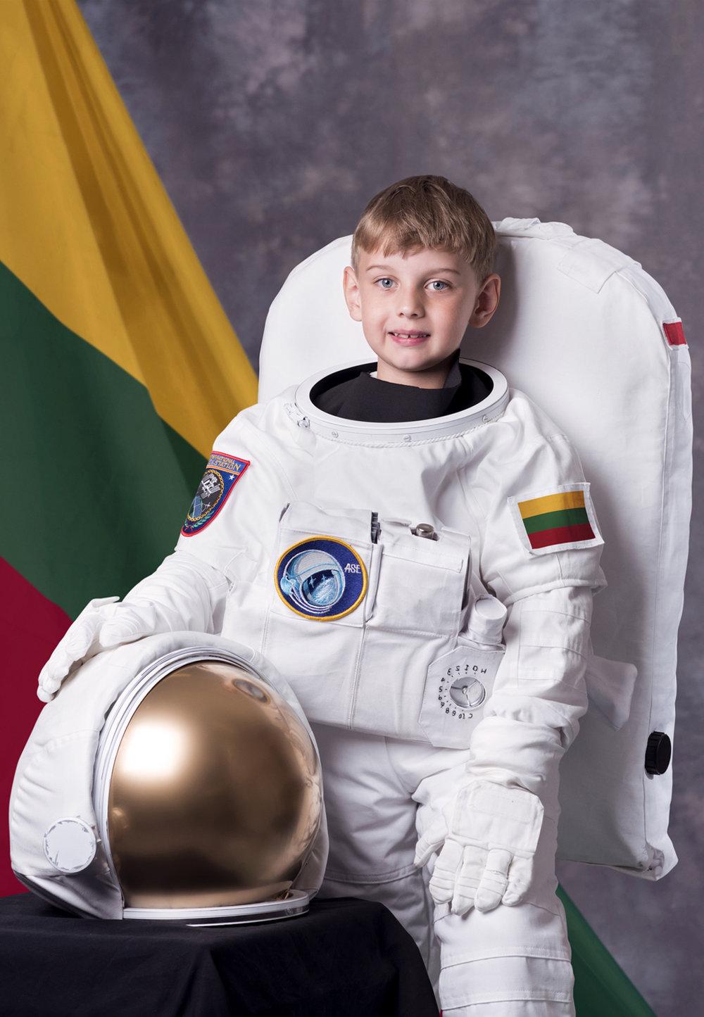 William,  Lithuania.