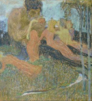 Jan Preisler, Pan, 1901-1902