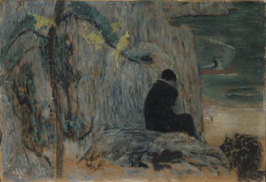 Jan Preisler, Smutek, 1904
