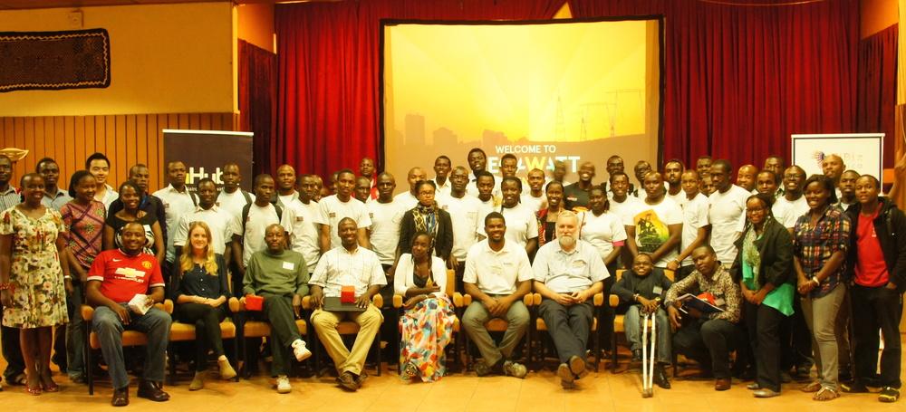 Photo credit: @iBizAfrica-Strathmore University