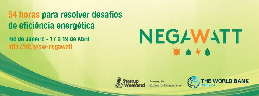 Negawatt Weekend Rio Poster