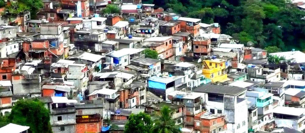 Rio de Janeiro, Favelas©Alobos Life/ Flickr