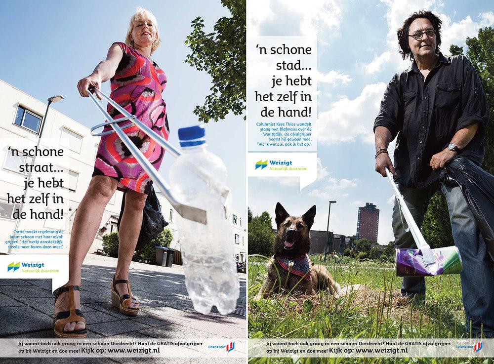 AmaiAmai: campagne Weizigt, 'n schone straat... je hebt het zelf in de hand!