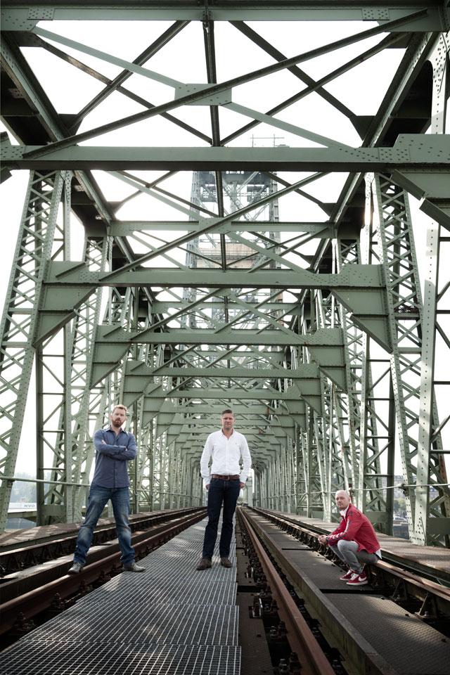 Gers! - magazine: Arjen, Edwin en Wouter