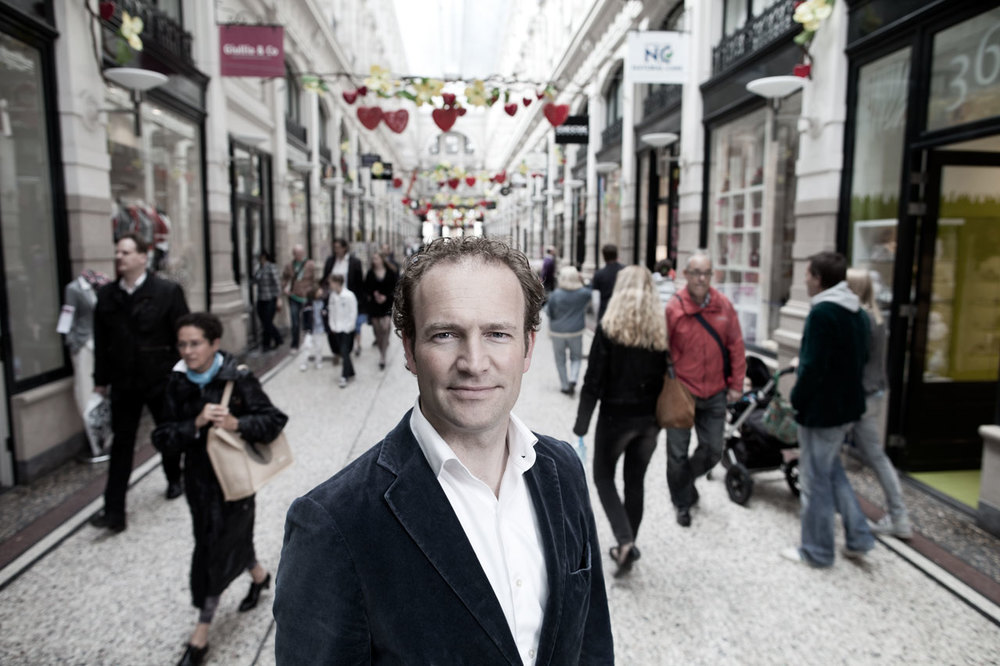 VG Visie: Gerad Schoenaker, Sens real estate