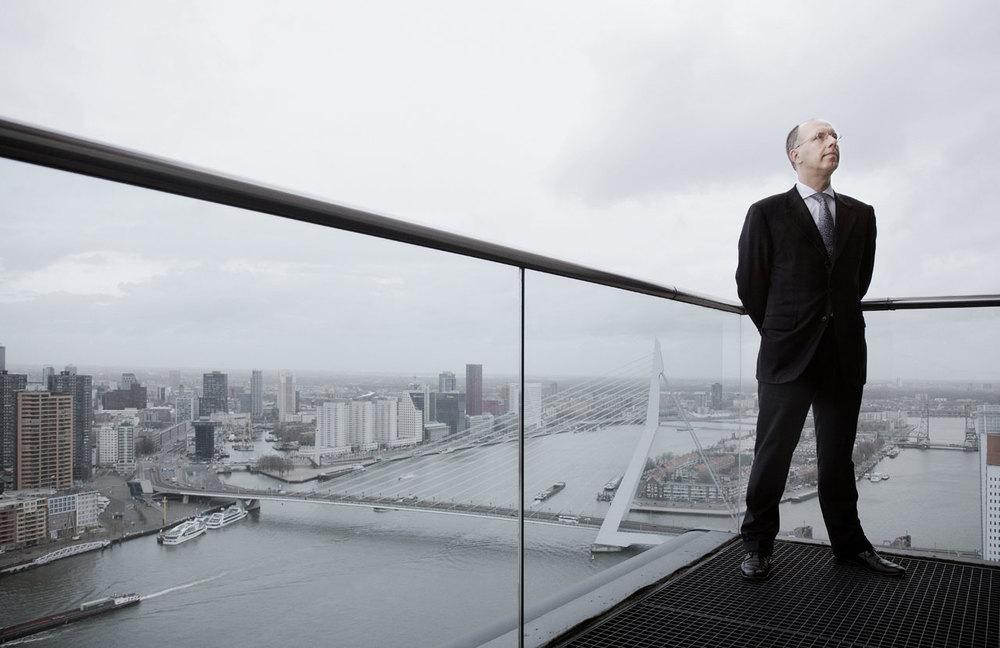 Havenbedrijf Rotterdam: Ronald Paul