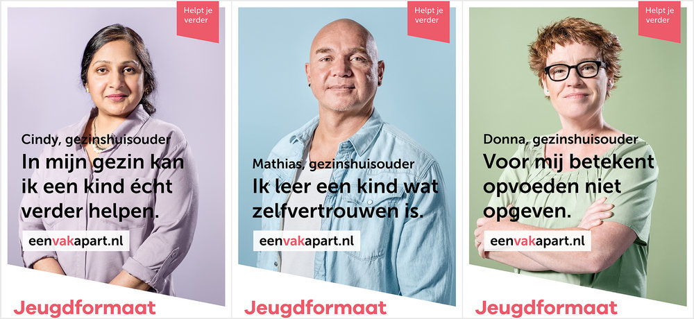 DEARDAN & Friends: Wervingscampagne Jeugdformaat.