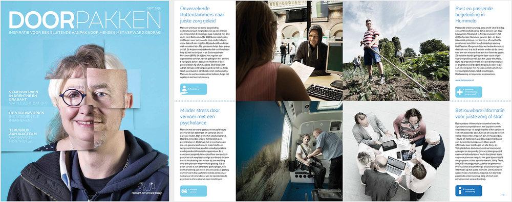 Tappan Communicatie: Aanjaagteam Verwarde Personen, 'Doorpakken' - magazine.