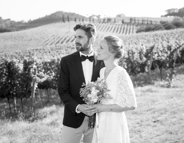 Ben getting married to lovely Karin at Quinta de Santa Ana, Portugal, 2013. Photo by Edward Thompson