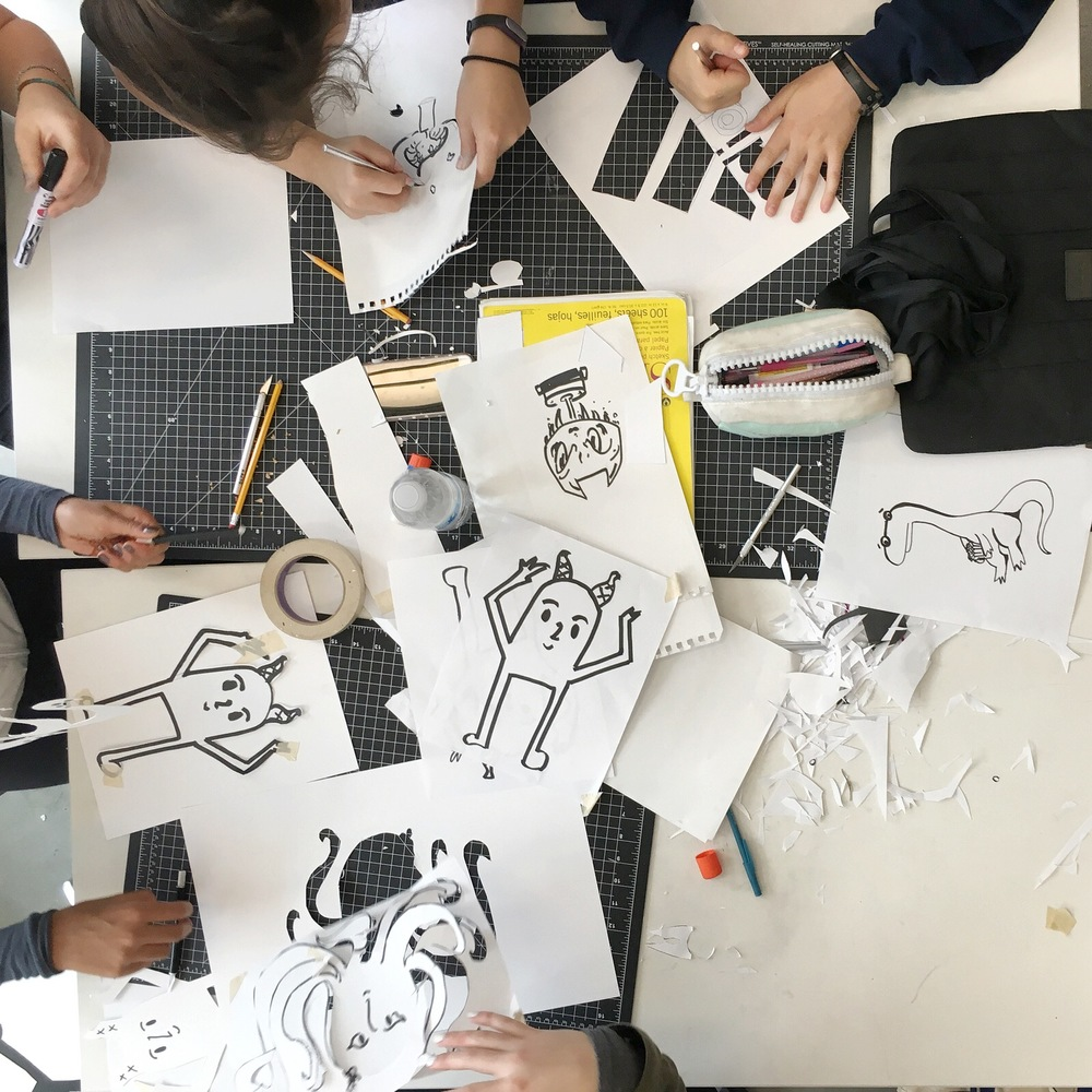 Stencil Class