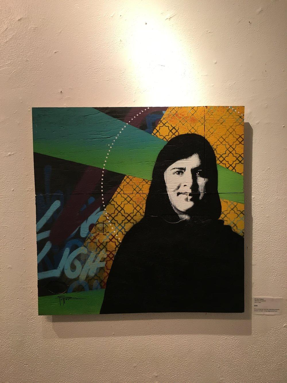 Strider Patton - Malala Yousafzi - Idols show - San Francisco, CA 2016